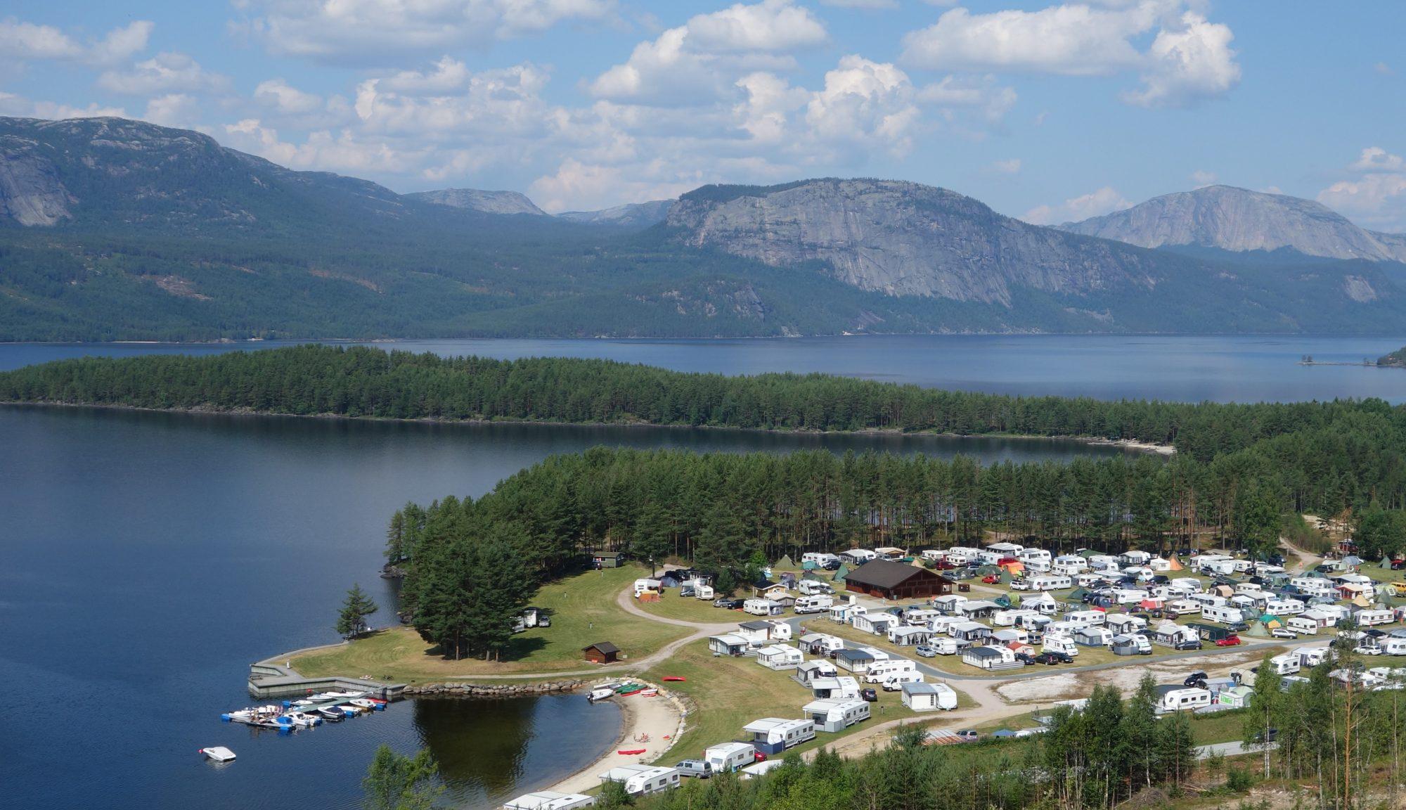 Vik camping